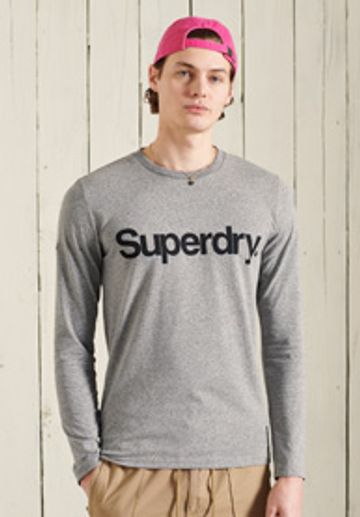 Superdry | MILITARY LS GRAPHIC TOP
