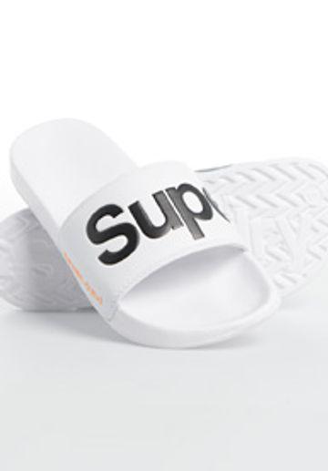 Superdry   CLASSIC SUPERDRY POOL SLIDE