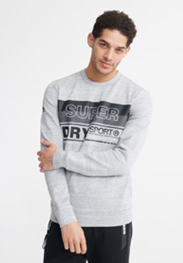 Superdry | GYMTECH GRAPHIC CREW