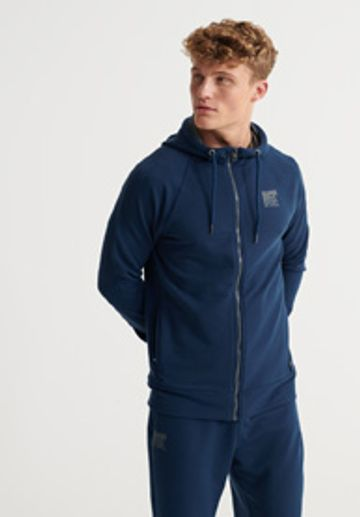 Superdry | TRAINING FLEX ZIPHOOD