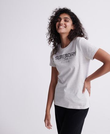 Superdry | CITY NIGHTS SNAKE ENTRY TEE