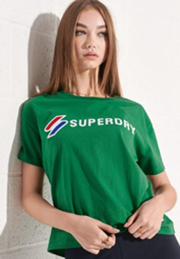 Superdry | SPORTSTYLE GRAPHIC BOXY TEE