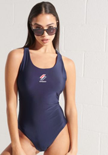 Superdry | SPORTS RACER SWIM SUIT
