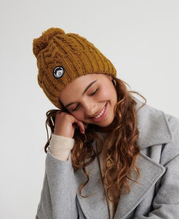 Superdry | GRACIE CABLE BEANIE