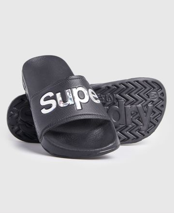 Superdry | HOLO INFIL POOL SLIDE