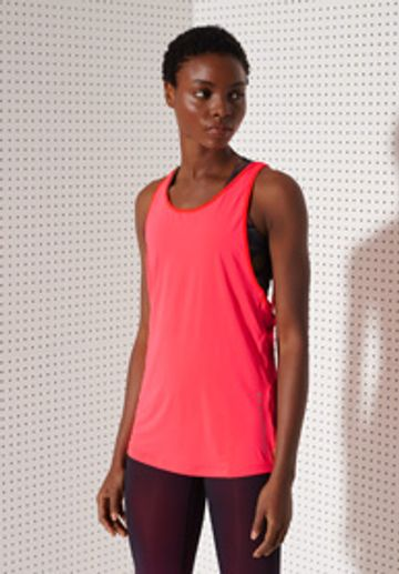 Superdry | TRAINING STRAPPY TANK