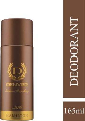 Denver | DENVER Noble Deodorant Spray - For Men  (165 ml)