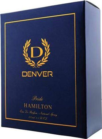 Denver | DENVER Pride Eau De Perfume Body Spray - For Men (100 ml)