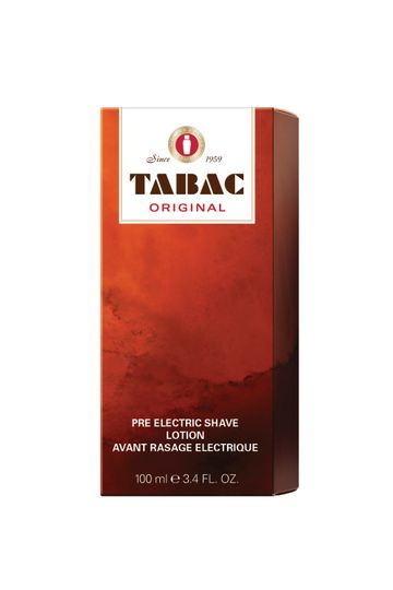 Tabac   Original Pre Electric Shave Lotion 100 ML