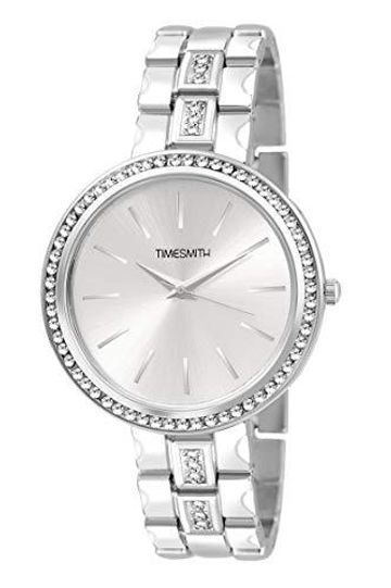 Timesmith | Timesmith Silver Steel Watch for Women TSC-116 For Women