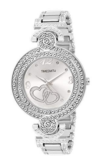 Timesmith | Timesmith Silver Steel Watch for Women TSC-124 For Women