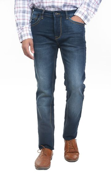 Turtle | Blue COTTON STRETCH Denim