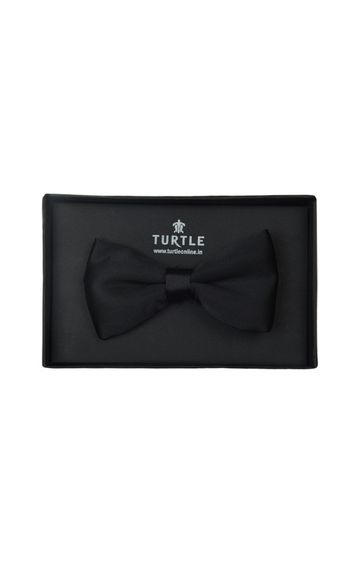 Turtle   Black TIE