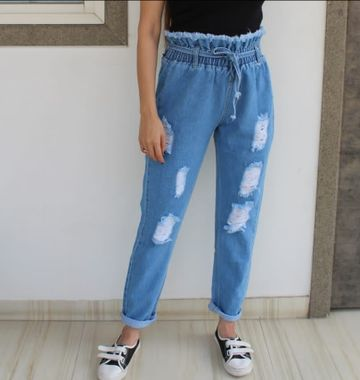 SIMARAA FAB | SATIMA Women'S Denim Jeans _Funky Jeans Pant