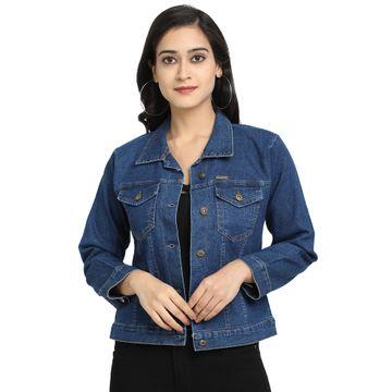 River of Design Jeans | Full Sleeve Denim Jacket
