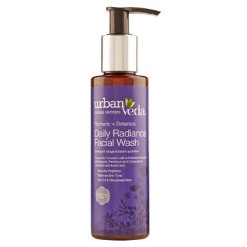 Urban Veda | Urban Veda Radiance Turmeric Daily Facial Wash, 150ml
