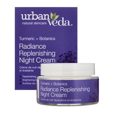 Urban Veda | Urban Veda Radiance Turmeric Replenishing Night Cream, 50ml