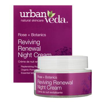 Urban Veda | Urban Veda Reviving Rose Renewal Night Cream, 50ml
