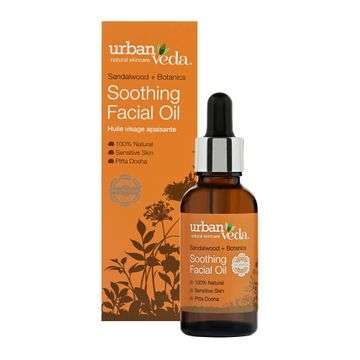 Urban Veda | Urban Veda Soothing Sandalwood Facial Oil, 30ml