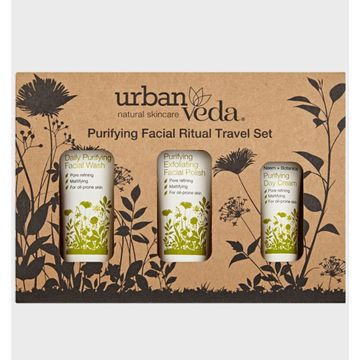 Urban Veda | Urban Veda Purifying Facial Ritual Travel Sets