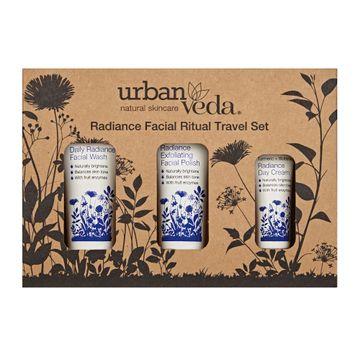Urban Veda | Urban Veda Radiance Facial Ritual Travel Sets