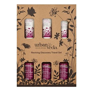 Urban Veda | Urban Veda Reviving Complete Discovery Travel Set