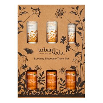 Urban Veda | Urban Veda Soothing Complete Discovery Travel Set