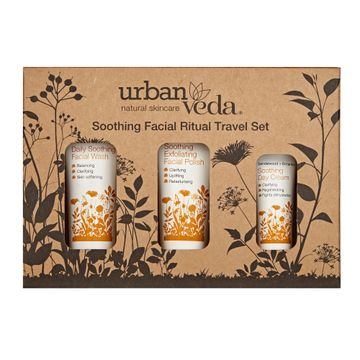 Urban Veda | Urban Veda Soothing Facial Ritual Travel Sets