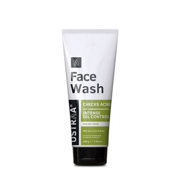 Ustraa | Ustraa Face Wash-Oily Skin-200g
