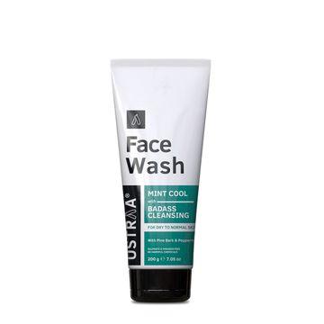 Ustraa | Ustraa Face Wash-Dry Skin-200g