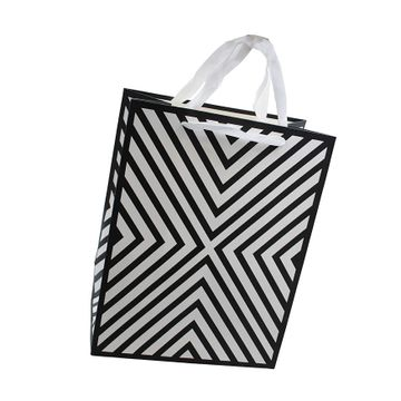 iLife | iLife Gift Bags -12 Pcs Paper Bags with Handles Bulk, Shopping Bags Retail Bags, Shopping,Parties,Wedding, Baby Shower, Birthdays, Father's Day, Holidays and More Paper Gift Bags Black