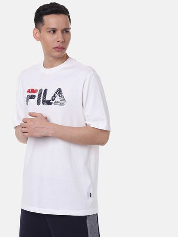 FILA | White T-Shirts