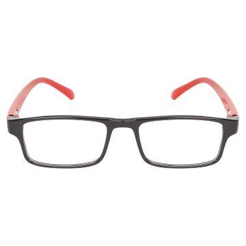 CREATURE   CREATURE Acetate TR Spring Hinge Unisex Spectacles Frame (Red)