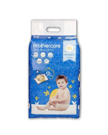 Mothercare   Mothercare Diaper Extra Absorb Xl