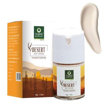 Organic Harvest | Organic Harvest Desert Day Cream , 50gm
