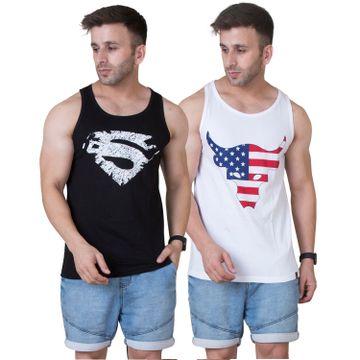 VEIRDO | Veirdo Sleeveless T-shirt- Set of 2