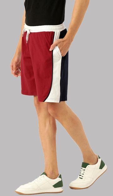 VEIRDO |  Men's Ragular Fit Soft Cotton Shorts