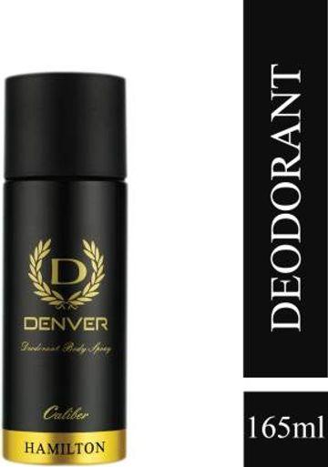 Denver | DENVER Deo Caliber Deodorant Spray - For Men  (165 ml)