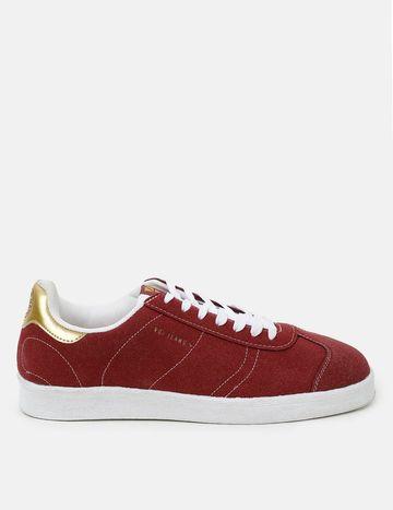Voi Jeans | Burgandy Sneakers