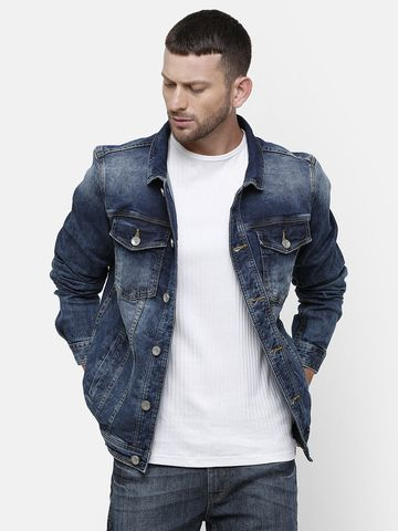 Voi Jeans | Blue Denim Jackets