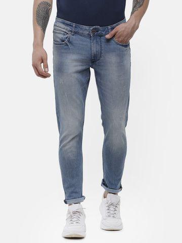 Voi Jeans | Mid Blue Jeans (VOJN1408)