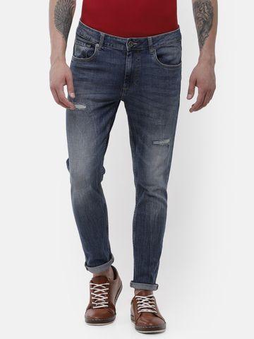 Voi Jeans | Mid Blue Jeans (VOJN1412)