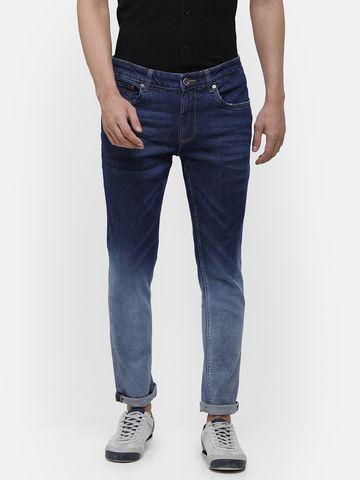 Voi Jeans | Dark indigo, Light indigo Jeans (VOJN1508 )