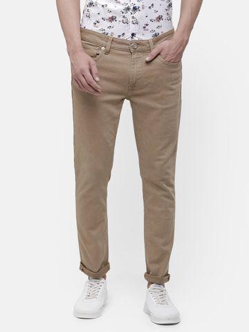 Voi Jeans | Beige Jeans (VOJN1524 )