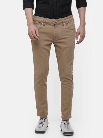 Voi Jeans | Khaki Jeans (VOJN1543 )