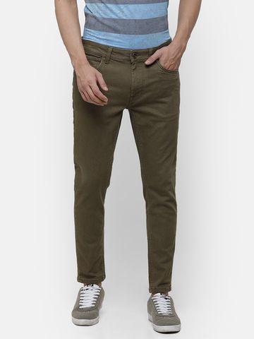 Voi Jeans | Khaki Jeans (VOJN1544 )