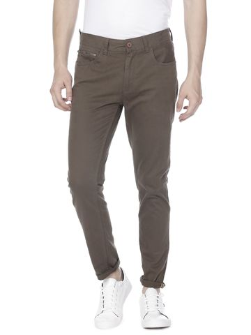 Voi Jeans | Olive Chinos