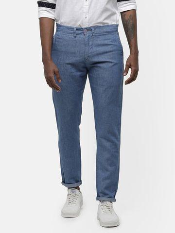 Voi Jeans | Blue Chinos
