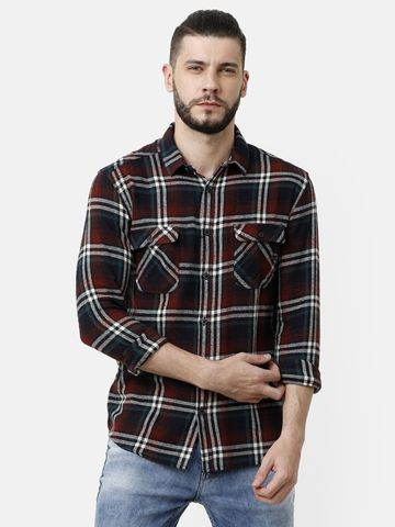 Voi Jeans | Multi Casual Shirts (VOSH1306)
