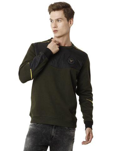Voi Jeans | Brown Sweatshirt